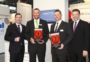 Die Sieger in der Kategorie Fonds & ETF Broker.