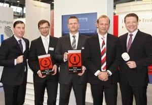 Die Sieger in der Kategorie Online Broker.
