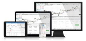 LCG Metatrader 4 Apps der London Capital Group