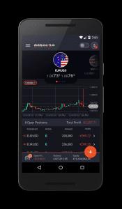 Direktbroker FX Sirix Mobile Android 5