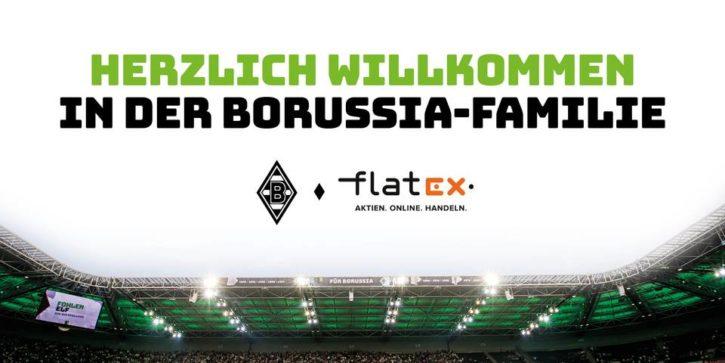 flatex Borussia Mönchengladbach